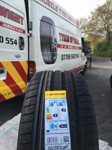 mobile trye fitter iow