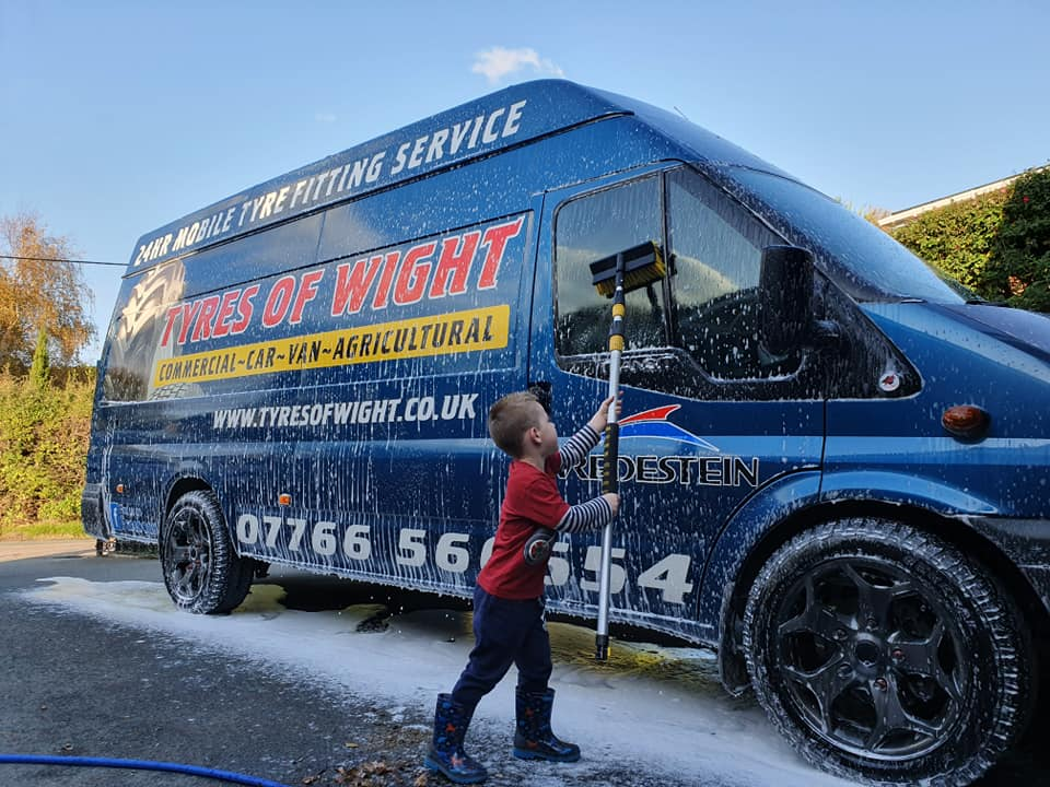 Isle of Wight Tyre Fitting Services