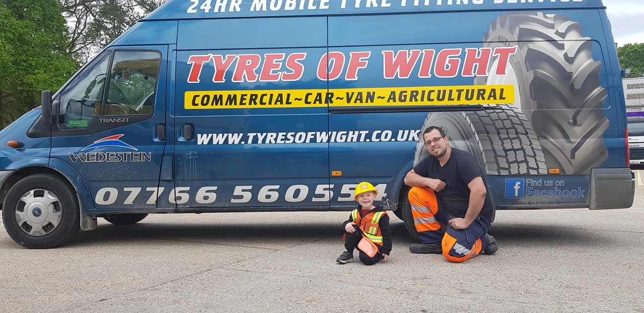 Mobile Tyre Fitting Isle of Wight