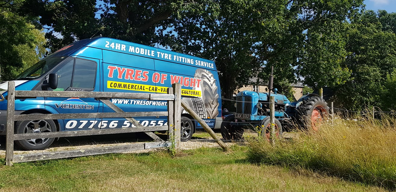 Tyres of Wight Mobile Tyre Fitting Isle of Wight